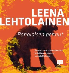 Paholaisen pennut (ljudbok) av Leena Lehtolaine
