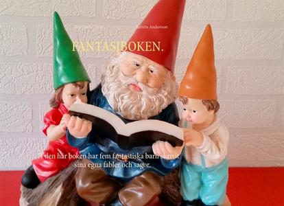 Fantasiboken. (e-bok) av Kerstin Andersson