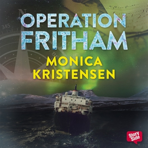 Operation Fritham (ljudbok) av Monica Kristense
