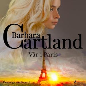 Vår i Paris (ljudbok) av Barbara Cartland