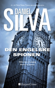 Den engelske spionen (e-bok) av Daniel Silva