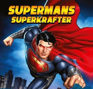 Supermans superkrafter (ljudbok) av Lucy Rosen