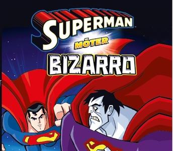 Superman möter Bizarro (ljudbok) av John Sazakl
