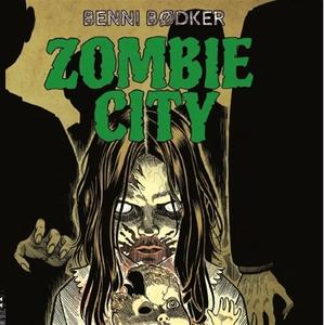 Zombie city 4: De levandes land (ljudbok) av Be