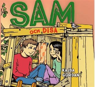 Sam och Disa (ljudbok) av Kajsa Gordan