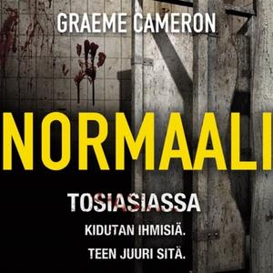 Normaali (ljudbok) av Graeme Cameron