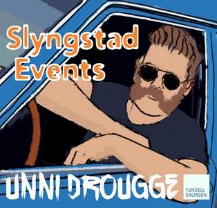 Slyngstad Events (ljudbok) av Unni Drougge