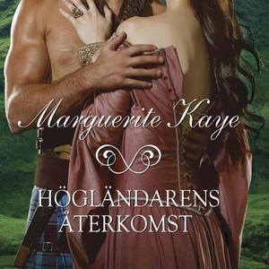 Högländarens återkomst (ljudbok) av Marguerite