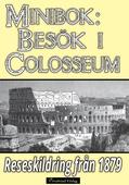 Ett besök i Colosseum år 1879