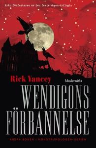 Wendigons förbannelse (Andra boken i Monstrumol