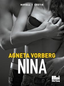 Nina (e-bok) av Agneta Vorberg