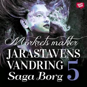 Mörkrets makter (ljudbok) av Saga Borg