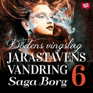 Dödens vingslag (ljudbok) av Saga Borg