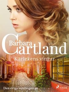 Kärlekens vingar (e-bok) av Barbara Cartland