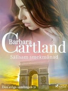 Sällsam smekmånad (e-bok) av Barbara Cartland
