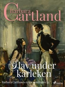 Slav under kärleken (e-bok) av Barbara Cartland