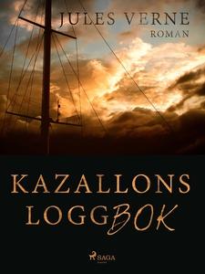 Kazallons loggbok (e-bok) av Jules Verne