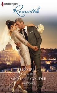 Gifta på låtsas/Tronföljaren (e-bok) av Abby Gr