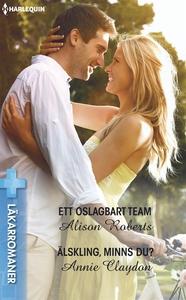 Ett oslagbart team/Älskling, minns du? (e-bok)