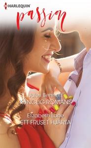 Kunglig romans/Ett fruset hjärta (e-bok) av Jul