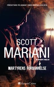 Martyrens förbannelse (e-bok) av Scott Mariani