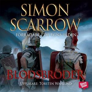 Blodsbröder (ljudbok) av Simon Scarrow
