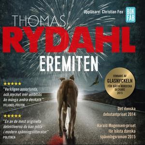 Eremiten (ljudbok) av Thomas Rydahl