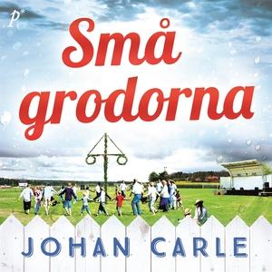 Små grodorna (ljudbok) av Johan Carle