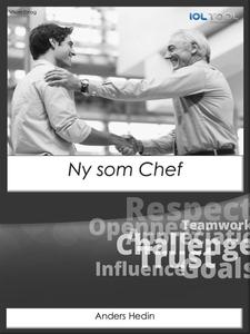Ny som Chef (ljudbok) av Anders Hedin
