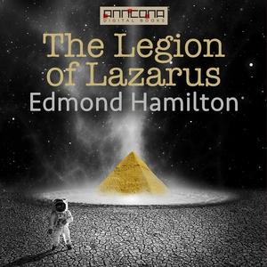 The Legion of Lazarus (ljudbok) av Edmond Hamil