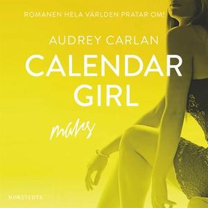 Calendar Girl : Mars (ljudbok) av Audrey Carlan