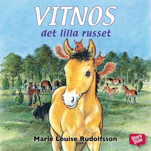 Vitnos det lilla russet (ljudbok) av Marie Loui