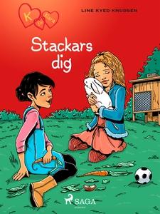 K för Klara 7 - Stackars dig (e-bok) av Line Ky