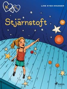 K för Klara 10 - Stjärnstoft (e-bok) av Line Ky