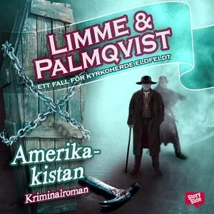 Amerikakistan (ljudbok) av Johanna Limme, Marti