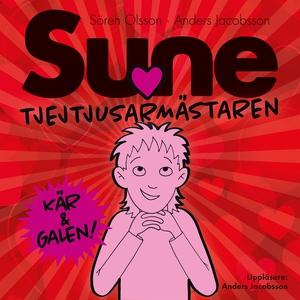 Tjejtjusarmästaren Sune (ljudbok) av Sören Olss