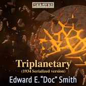Triplanetary (1934, serialized version)