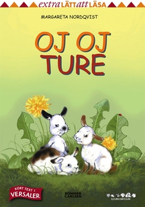Oj oj Ture (e-bok) av Margareta Nordqvist
