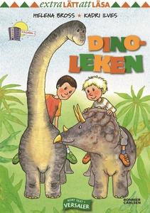 Dinoleken (e-bok) av Helena Bross