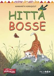 Hitta Bosse (e-bok) av Margareta Nordqvist