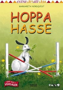 Hoppa Hasse (e-bok) av Margareta Nordqvist