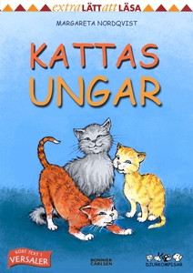 Kattas ungar (e-bok) av Margareta Nordqvist