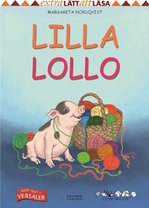 Lilla Lollo (e-bok) av Margareta Nordqvist