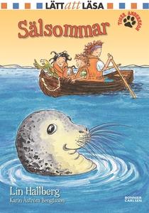 Sälsommar (e-bok) av Lin Hallberg