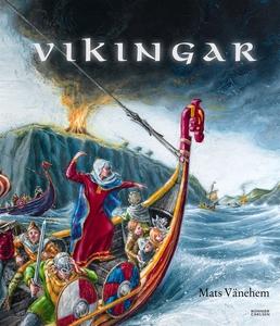 Vikingar (e-bok) av Mats Vänehem