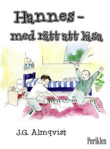 Hannes – med rätt att läsa (e-bok) av J.G. Almq