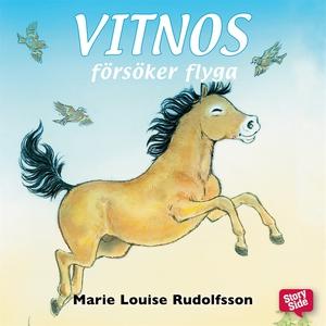 Vitnos försöker flyga (ljudbok) av Marie Louise