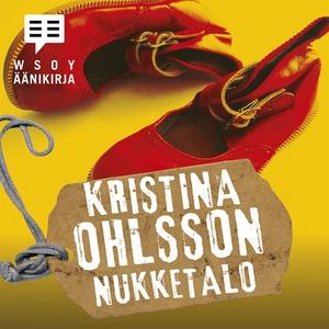 Nukketalo (ljudbok) av Kristina Ohlsson