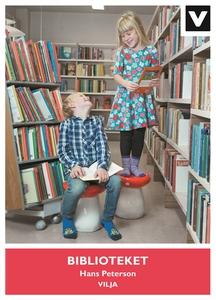 Biblioteket (ljudbok) av Hans Peterson