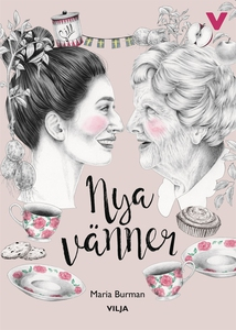 Nya vänner (ljudbok) av Maria Burman